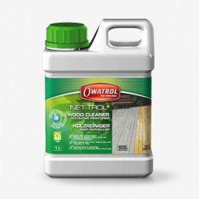 Почистващо средство за възстановяване на естествения цвят на дървото NET-TROL®