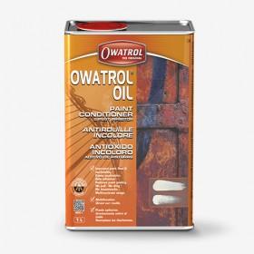 Инхибитор на ръжда и добавка за бои на маслена основа Owatrol oil