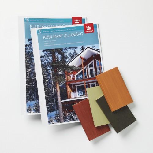 Масло за градинска мебел, тераса и декинг Valtti wood oil