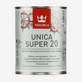 Яхтен лак Unica Super 20 полумат