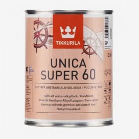 Яхтен лак Unica Super 60 полугланц