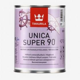 Яхтен лак Unica Super 90 пълен гланц