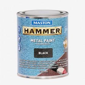 Боя с Hammer ефект черна HAMMER 750ml