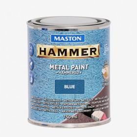 Боя с Hammer ефект синя HAMMER 750ml