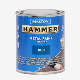Боя синя гладка HAMMER 750ml