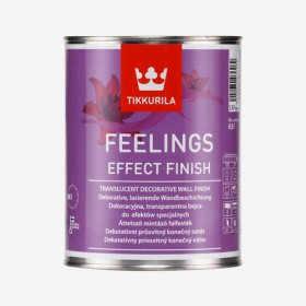 Боя за специални ефекти Feelings effect finish