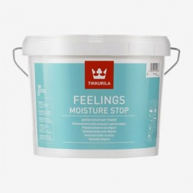 Дишащ грунд за бани против мухъл Feelings moisture stop