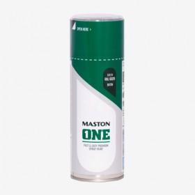 Акрилен спрей ONE RAL6029 зелен сатен 400ml